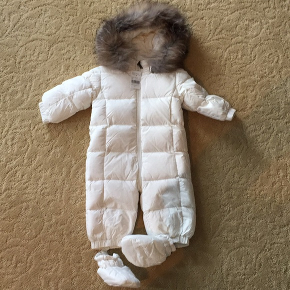 bea2d884e Moncler Jackets & Coats | Infant Snowsuit | Poshmark